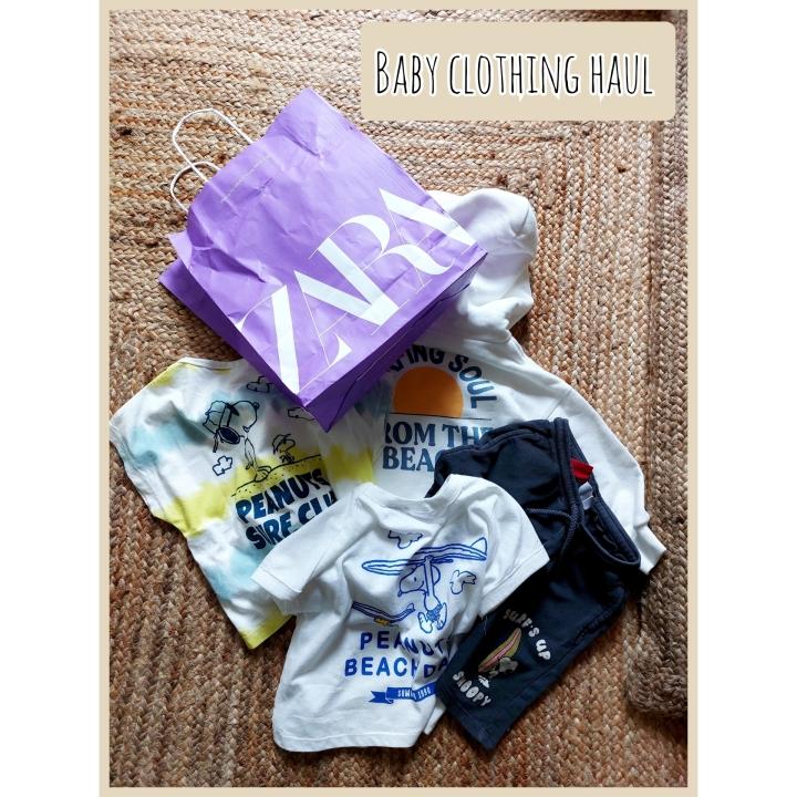 ZARA SUMMER 2021 BABY HAUL (PEANUTSCOLLECTION)