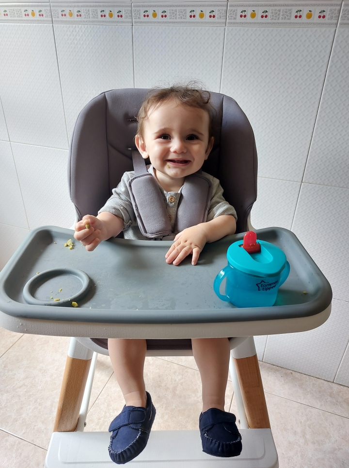 OLMITOS multifunctional high chairReview